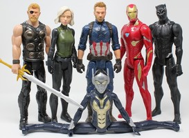 Marvel-figuren