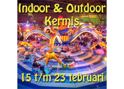 53149bebae4 Indoor & Outdoor Kermis in Americahal Apeldoorn - Nationale ...